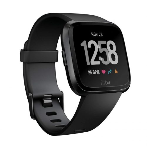 フィットビット(Fitbit) スマートウォッチ Versa FB505GMBK-CJK