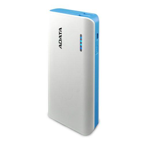 ADATA 10000mAh モバイルバッテリー APT100-10000M-5V-CWHBL