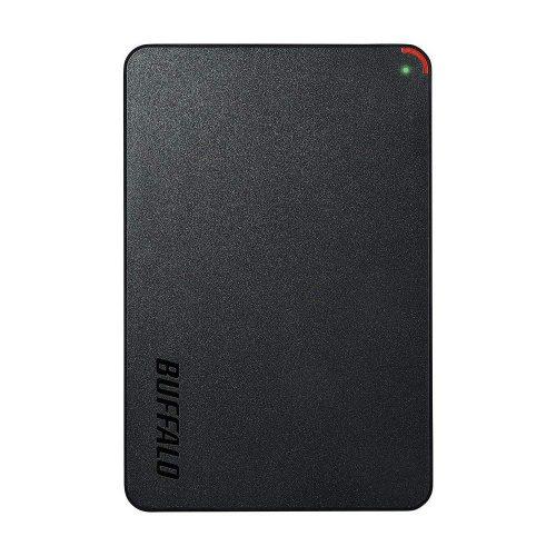 バッファロー(BUFFALO) MiniStation HD-PCFSU3-Aシリーズ HD-PCFS2.0U3-BBA