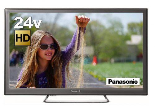 パナソニック(Panasonic) 地上・BS・110度CSデジタルハイビジョン液晶テレビ VIERA TH-24ES500