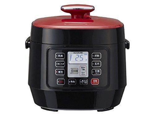 コイズミ(KOIZUMI) マイコン電気圧力鍋 KSC-3501/R