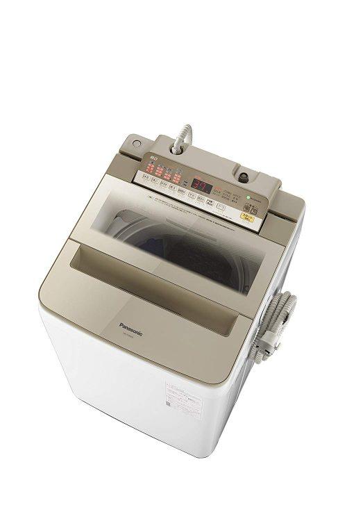 パナソニック(Panasonic) インバーター全自動洗濯機 NA-FA80H6