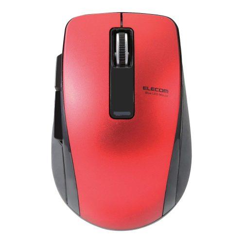 エレコム(ELECOM) Bluetooth(R)4.0 BlueLED 5ボタンマウス M-BT20BB
