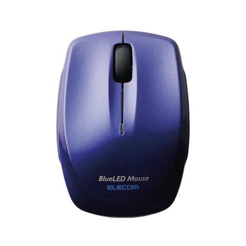 エレコム(ELECOM) ワイヤレスマウス M-FBL3BBSBU