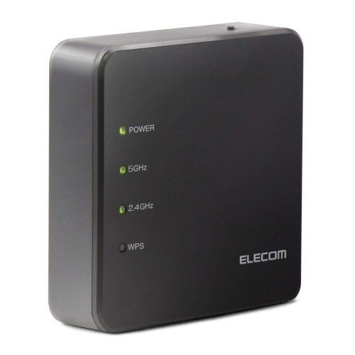 エレコム(ELECOM) WiFi ルーター無線LAN WRC-1167FSA