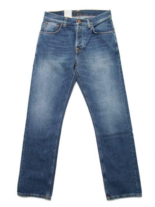 ヌーディージーンズ(Nudie Jeans) スリーピーシックステン Celestial Orange