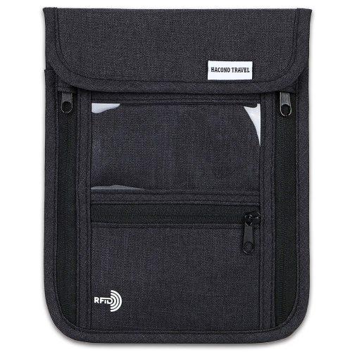 ハコノ トラベル(HACONO TRAVEL) パスポートケース KR001TP