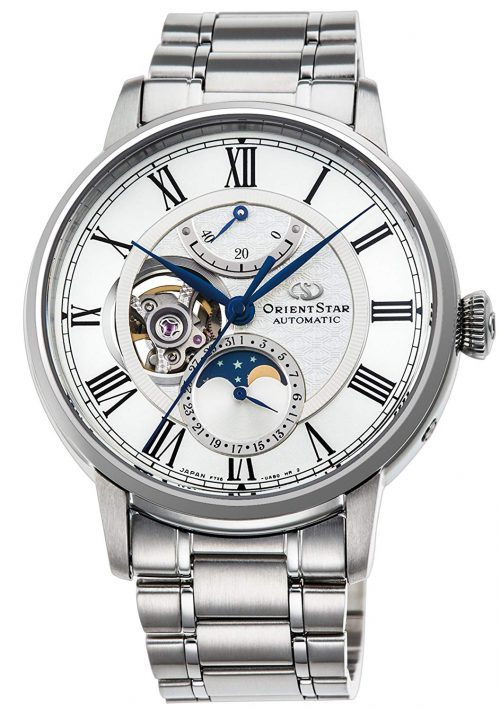 オリエント(ORIENT) ORIENT STAR MECHANICAL MOON PHASE RK-AM0005S