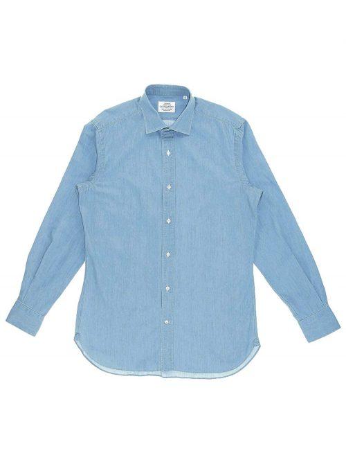 ユナイテッドアローズ(UNITED ARROWS) ダンガリー ショートワイドシャツ