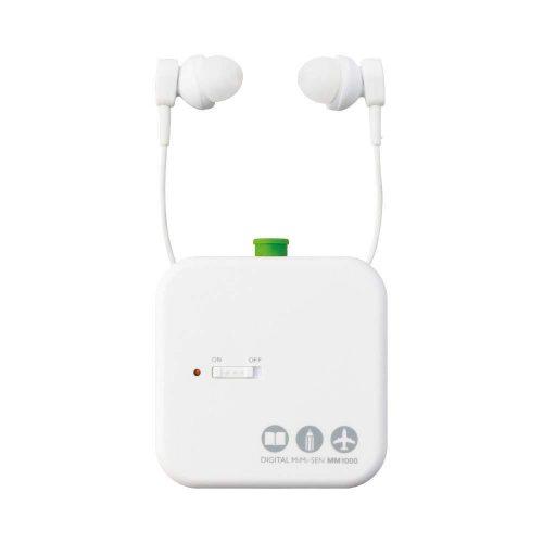 キングジム(KingJim) デジタル耳せん MM1000