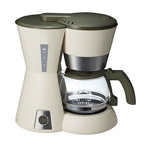 ブルーノ(BRUNO) 4カップコーヒーメーカーBOE046-BE