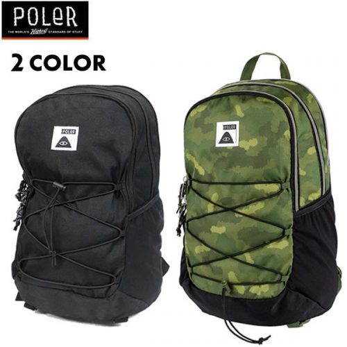 ポーラー(POLeR Camping Stuff) EXPEDITION PACK