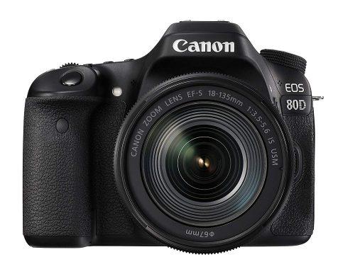 キヤノン(Canon) EOS 80D