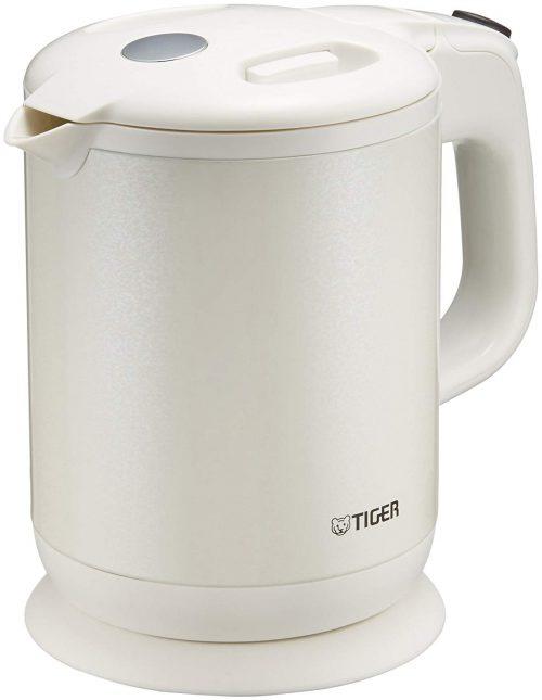 タイガー魔法瓶(TIGER) タイガー 蒸気レス 電気ケトル<わく子