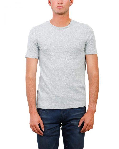 スリードッツ(THREE DOTS) メンズ クルーネック 半袖 Tシャツ