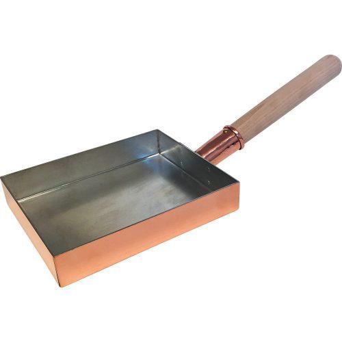 浅草 銅銀銅器店 純銅製 玉子焼鍋