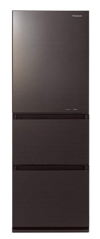 パナソニック(Panasonic) 冷蔵庫 NR-C340GC