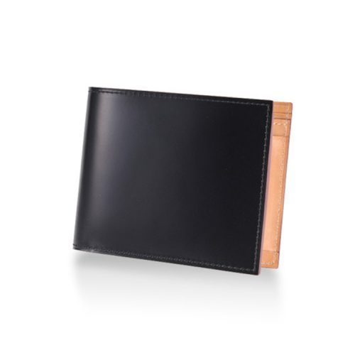 ガンゾ(GANZO) 二つ折り財布 コードバン wgan57879