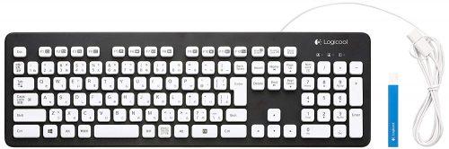 ロジクール(Logicool) ウォッシャブルキーボード K310
