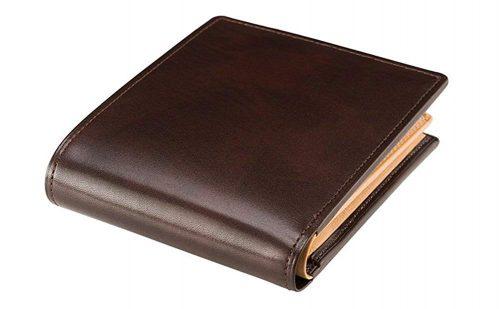 キプリス(Cypris) シラサギレザー 二つ折り財布