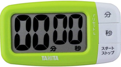 タニタ(TANITA) デジタルタイマー でか見えプラスタイマー TD-394