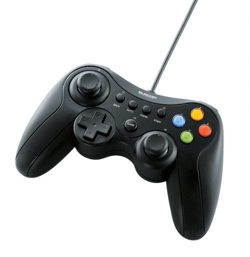 エレコム(ELECOM) Xinput対応ゲームパッド JC-U3613M