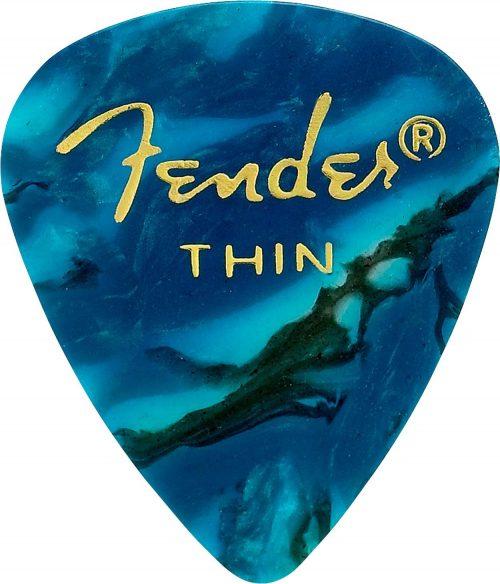 フェンダー(Fender) ピック OCEAN TURQ