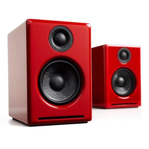 オーディオエンジン(audioengine) A2 +デスクトップスピーカー A2+ Red