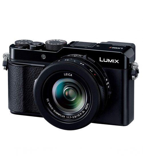 パナソニック(Panasonic) マイクロフォーサーズコンパクトデジカメ LUMIX LX100Ⅱ