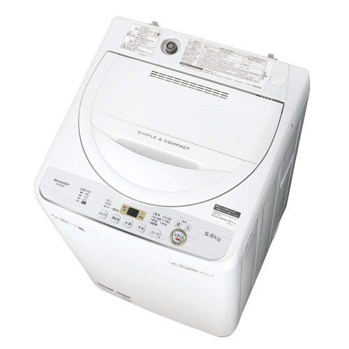 シャープ(SHARP) 全自動洗濯機 ES-GE5C