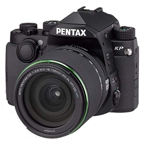 ペンタックス(PENTAX) デジタル一眼レフカメラ KP 18-135mm ズームレンズキット