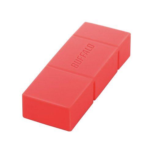 バッファロー(BUFFALO) スマホ・タブレット用USBメモリ 32GB RUF3-SMA32GA-PK