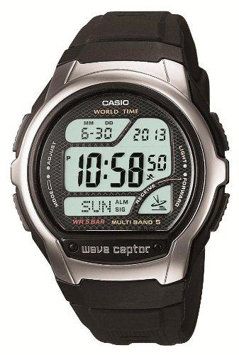 カシオ(CASIO) ウェーブセプター 電波腕時計 WV-58J-1AJF