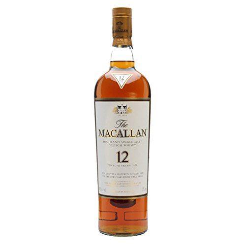 ザ・マッカラン(MACALLAN) 12年 スコッチ シングルモルト
