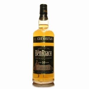 ベンリアック(BenRiach) キュオリアシタス 10年 スコッチ シングルモルト