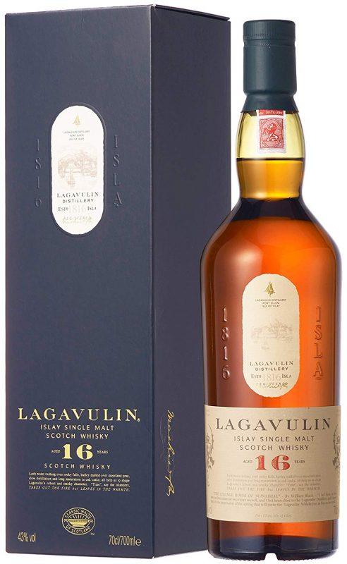 ラガヴーリン(Lagavulin) 16年 スコッチ シングルモルト