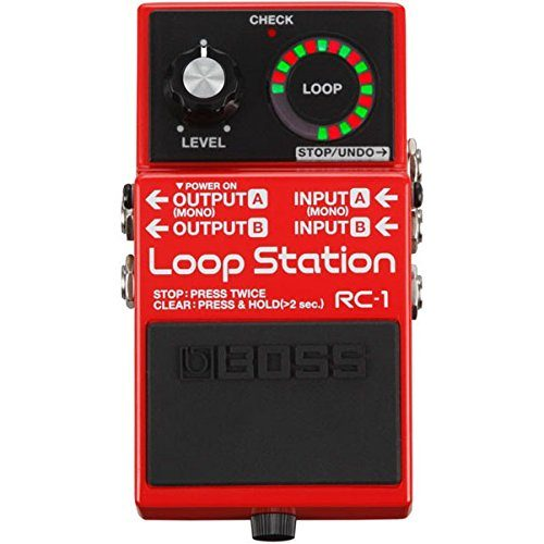 ボス(BOSS) Loop Station RC-1