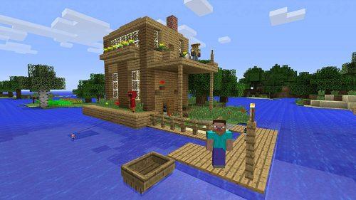 Minecraft: PlayStation 4 Edition - Mojang AB