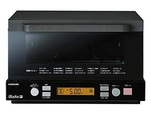 コイズミ(KOIZUMI) スモークトースター KCG-1202/K