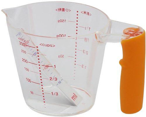 貝印 見やすい計量カップ 300ml DH7025