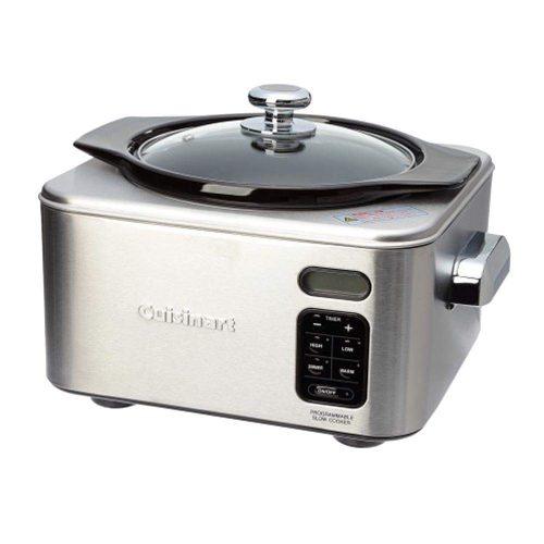 クイジナート(Cuisinart) スロークッカー カウンタートップクッキング PSC-400PCJ