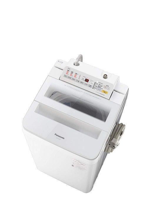 パナソニック(Panasonic) 全自動洗濯機 7.0kg NA-FA70H6