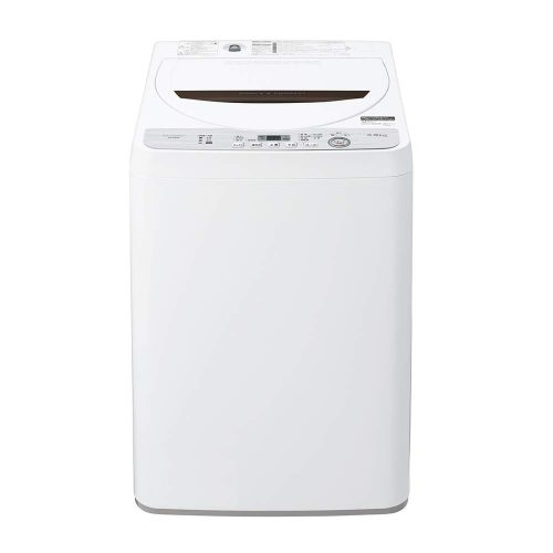 シャープ(SHARP) 全自動洗濯機 4.5kg ES-GE4C