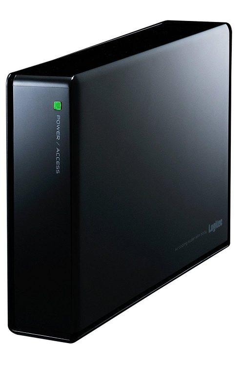 ロジテック(Logitec) 外付けHDD LHD-EN2000U3WS