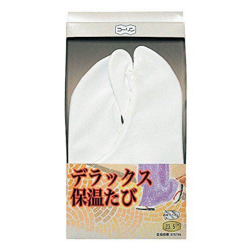 たゆたふ(TAYU-TAFU) コーリン デラックス保温足袋