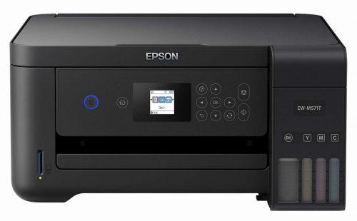 エプソン(EPSON) エコタンク搭載インクジェット複合機 EW-M571TE