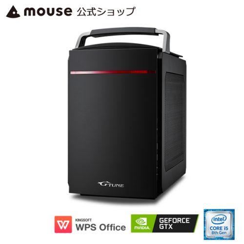 マウスコンピューター(MouseComputer) ゲーミングPC LG-i330SA1-SH2-MA
