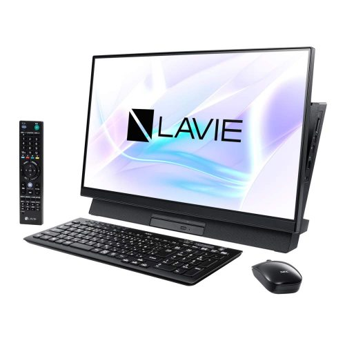 日本電気(NEC) LAVIE Desk All-in-one DA370/MAB シングルチューナ搭載 PC-DA370MAB