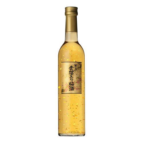 マンズワイン(MANNS WINES) 万上 金箔入り梅酒
