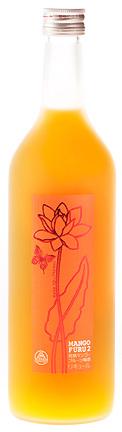 山口合名会社 完熟マンゴー梅酒 フルフル